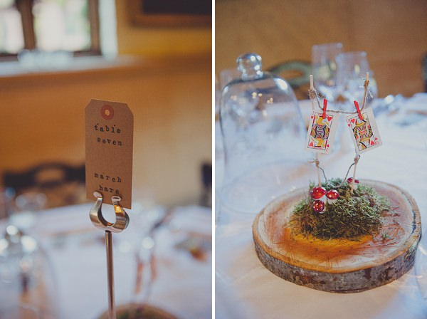Lucinda and Nick - Ellie Gillard - Alice in Wonderland inspired winter wedding-233