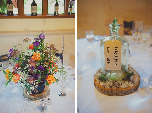 Lucinda and Nick - Ellie Gillard - Alice in Wonderland inspired winter wedding-241