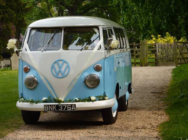 Blue Yonder Campervans