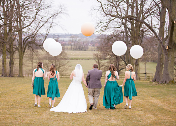 geronimo balloons giant wedding