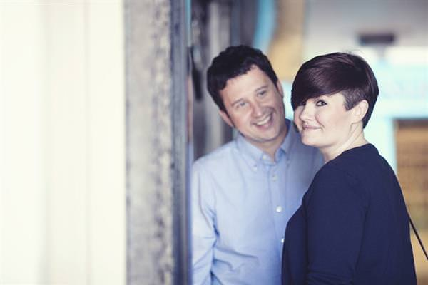 Brighton engagement shoot by Emma Lucy Photography