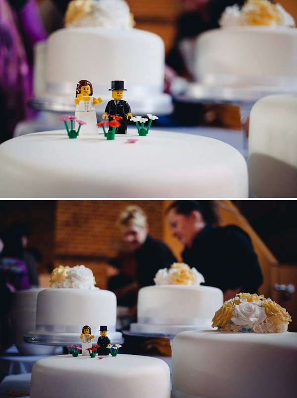 lego wedding cake toppers