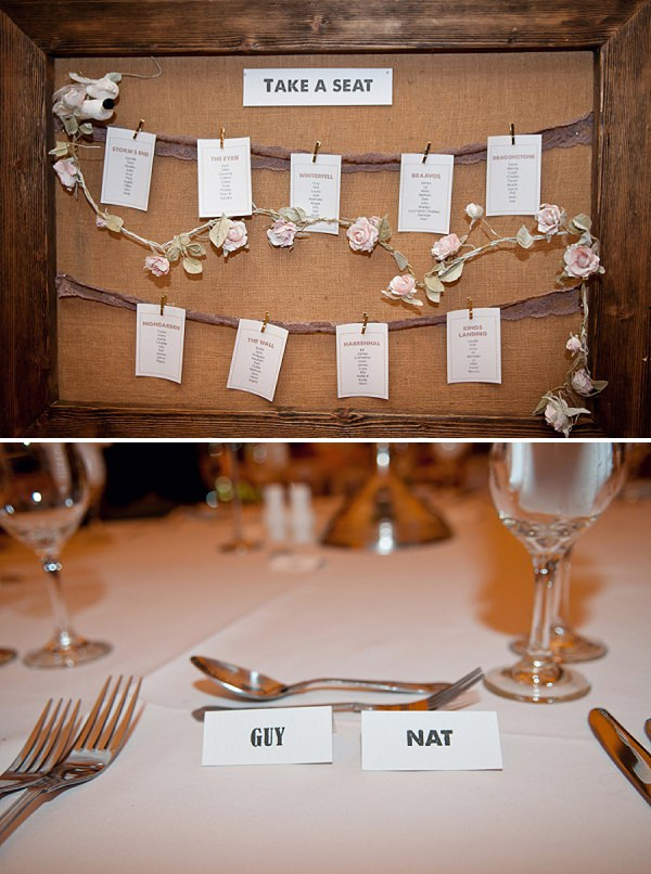 frame table plan