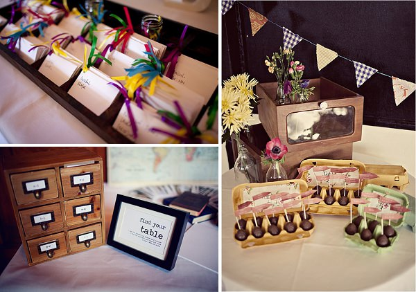 escort cards ideas table plan wedding