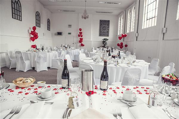 Fazeley Studios wedding The Custard Factory Birmingham