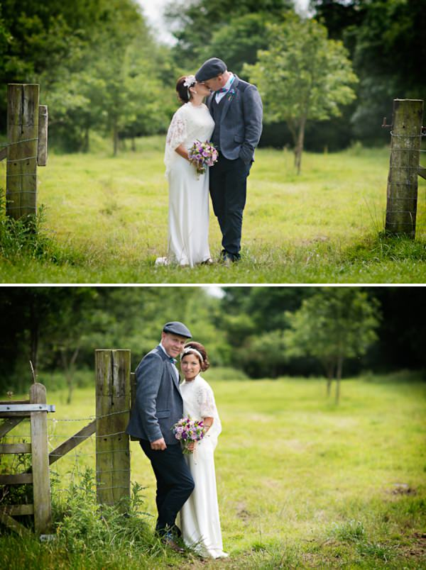colourful diy wedding http://www.photographer-north-wales.com/