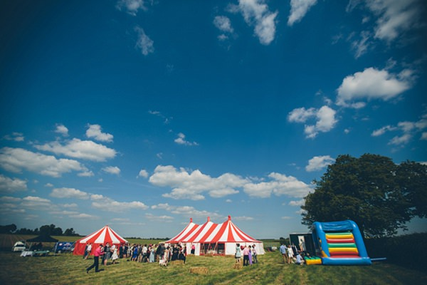 circus big top wedding http://www.cgweddings.co.uk/