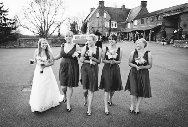 bridesmaids wedding http://mattbrownphotography.co.uk/