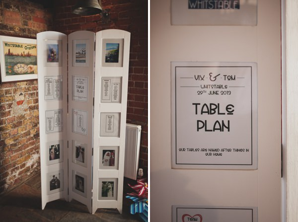 wedding table plan http://www.paulfullerkentphotography.com/