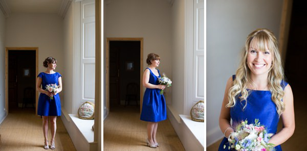 bridesmaids in blue http://www.katherineashdown.co.uk/