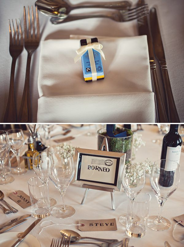 wedding place setting http://www.annaclarkephotography.com/