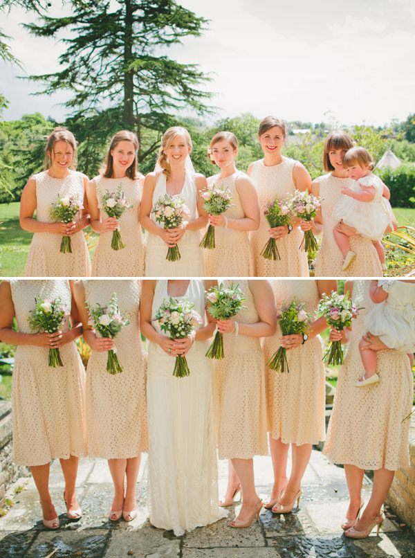 blush ASOS bridesmaid dresses http://www.mattwillisphotography.com/