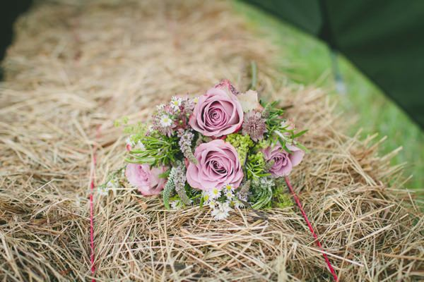rose bouquet relaxed festival wedding http://www.mattwillisphotography.com/