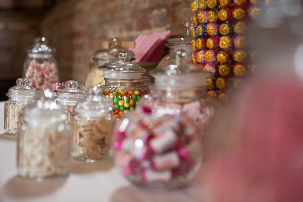 sweetie table DIY Lillibrooke Manor Wedding http://fionasweddingphotography.co.uk/