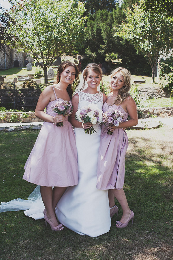 Bridesmaids Pink Phase Eight Dresses Classic Elegant Pink Wedding http://www.annahardy.co.uk/
