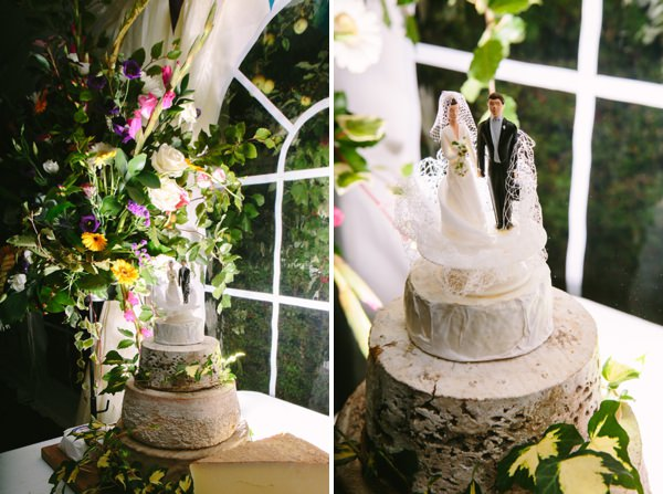 Cheese Cake Relaxed Back Garden Wedding http://bethmoseleyphotography.co.uk/