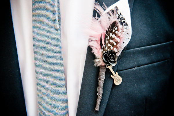 Quirky Buttonhole Romantic Tuscany Wedding http://stealthestagephotography.blogspot.co.uk/