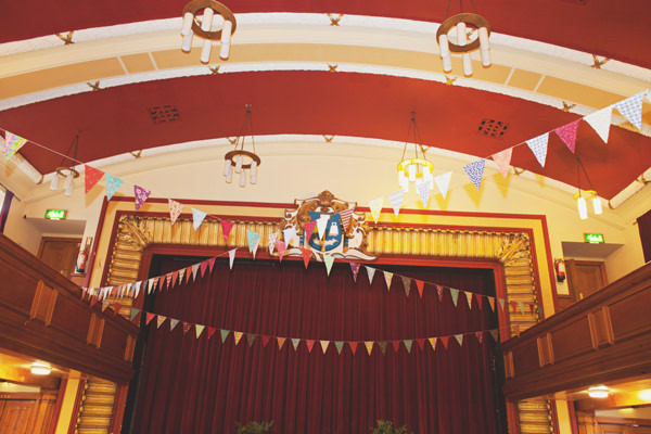 Bunting Crafty Personal Wedding Glasgow http://www.maureendupreez.com/