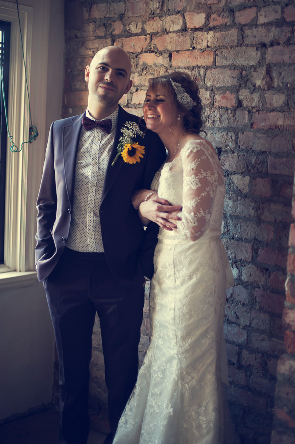 DIY Wedding Victoria Baths Manchester http://www.mrsleeve.co.uk/