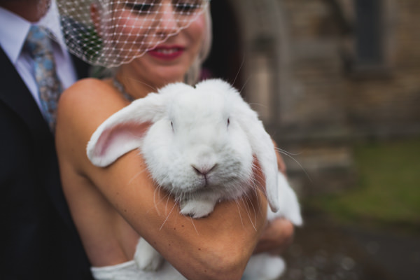 Alice in Wonderland Wedding Bunny Rabbit http://www.lucylittle.co.uk/