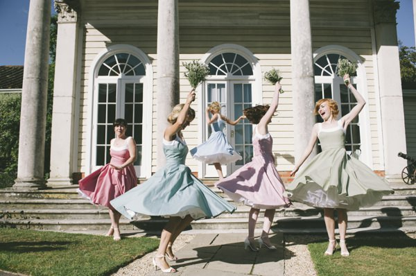 Alternative Bridesmaid Ideas Style Fashion http://www.petecranston.com/