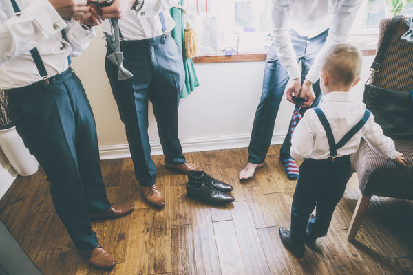 Beautiful Personal Wedding Braces Boys http://www.milliebenbowphotography.com/