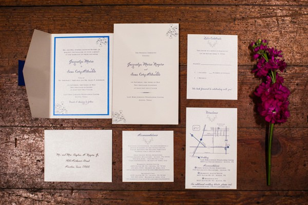 Colourful Chic Outdoor Spring Texas Wedding Stationery http://www.coryryan.com/