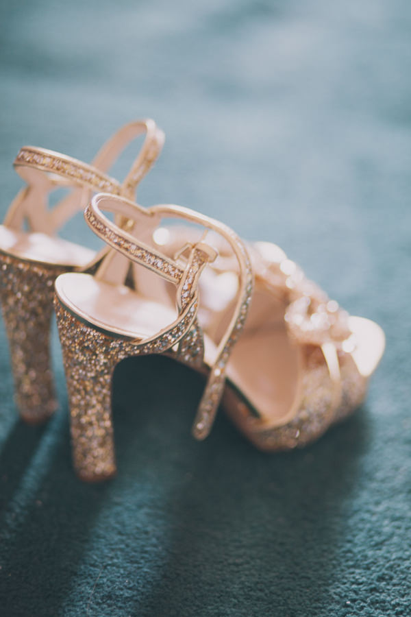 Gold Glitter Wedding Bride Shoes http://cargocollective.com/blushandwhimsy