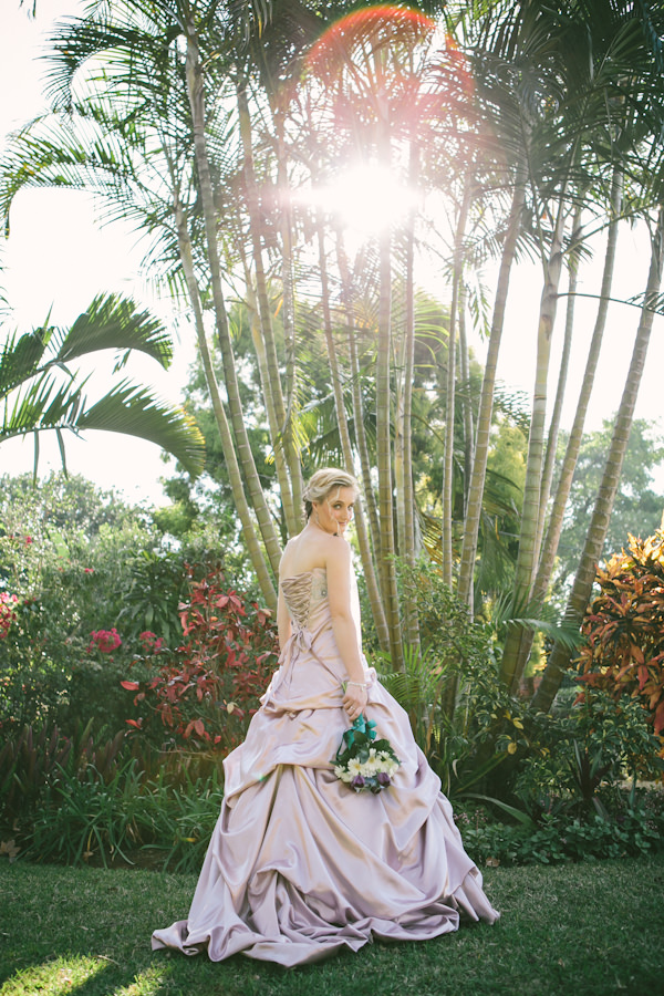 Party Autumn South Africa Wedding Pink Dress Bride http://www.knotjustpics.co.za/