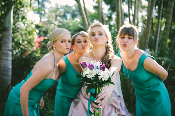 Party Autumn South Africa Wedding Teal Bridesmaids http://www.knotjustpics.co.za/