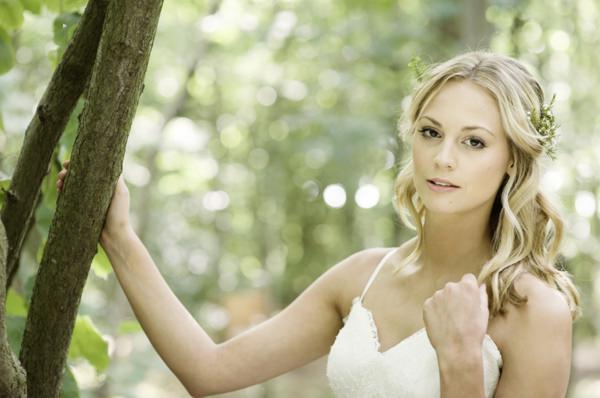 Beautiful Rustic Woodland Bridal Bride Make Up Fresh Natural http://www.careysheffield.com/