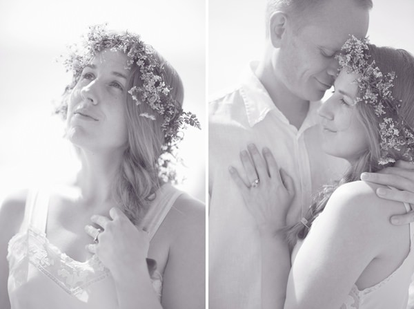Boho Whimsical Beach & Woodland Engagement http://www.nataliejweddings.com/