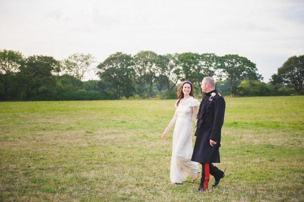 Vintage Wildflower Meadow Wedding http://annamorganphotography.co.uk/