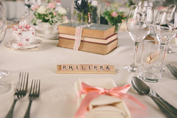 Simple Classic Vintage Yacht Club Wedding Scrabble Place Names http://www.jasonmarkharris.com/