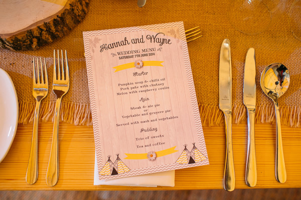 Country Rustic Tipi Wedding Stationery http://www.redonblonde.com/