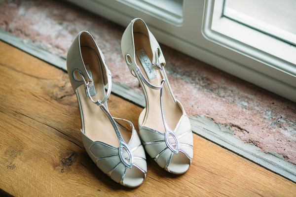 Country Rustic Tipi Wedding Rachel Simpson Shoes http://www.redonblonde.com/