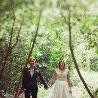 Relaxed Homemade Outdoor Wedding http://www.benjaminstuart.co.uk/