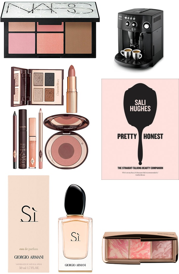 Beauty Gift Guide Womens Girls 2014 Christmas