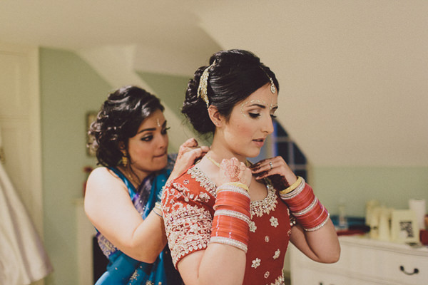 Beautiful English Indian Wedding http://www.scuffinsphotography.com/