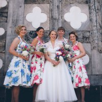 Classic Vintage Street Party Wedding http://www.ilovestories.co.uk/