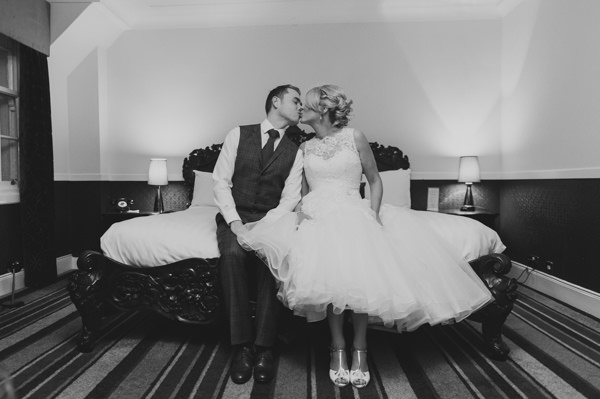 Simple Warm Festive Winter Wedding http://mackphotography.co.uk/