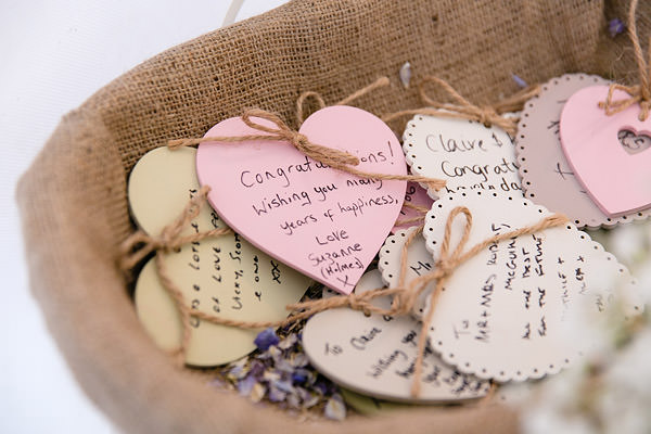 Magical Romantic Pink Green Fairy Lights Wedding Hearts Guest Book  http://www.touchphotography.co.uk/