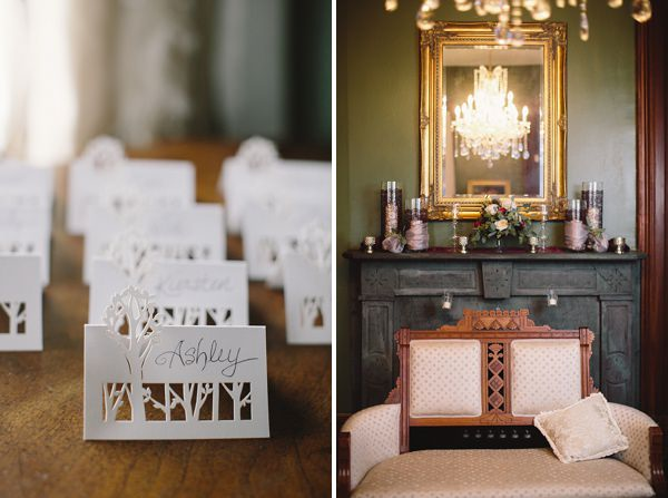 Cosy Woodsy House Wedding Ideas http://www.jennifervanelk.com/