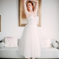 Delicate Blush Beautiful Ballet Bridal Wedding Ideas http://www.clairemacintyre.com/