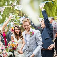 Creative Colourful Mexican Outdoor Wedding http://www.binkynixon.com/