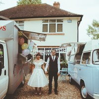 Back Garden Vintage Pastel Seaside Wedding http://photo.shuttergoclick.com/