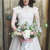 Whimsical Pretty Spring Wedding Ideas http://www.photographychantal.co.uk/