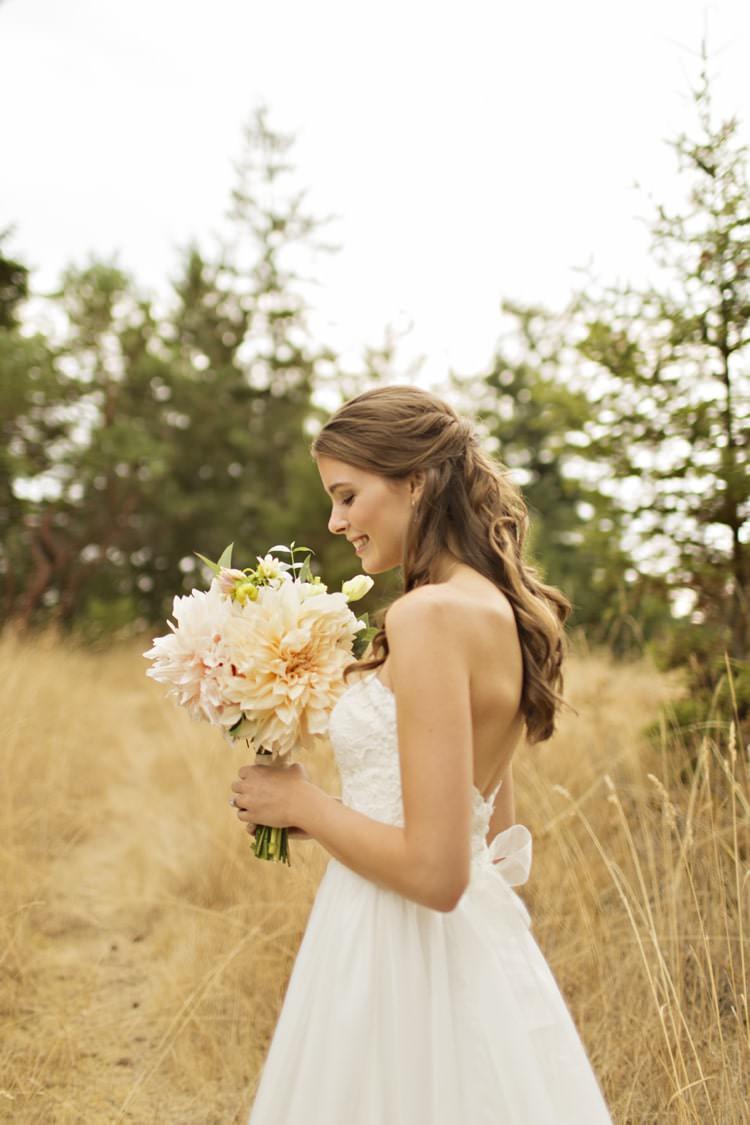 Elegant classic outdoor wedding in washington weddings for Outdoor wedding washington state