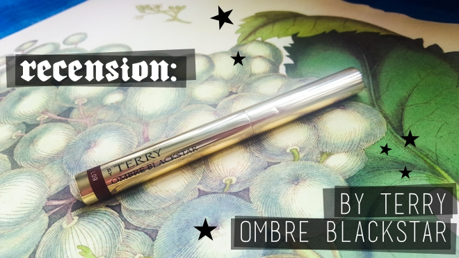 RECENSION: By Terry Ombre Blackstar ★✶✦