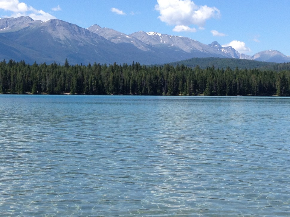 Lake Annette, Jasper